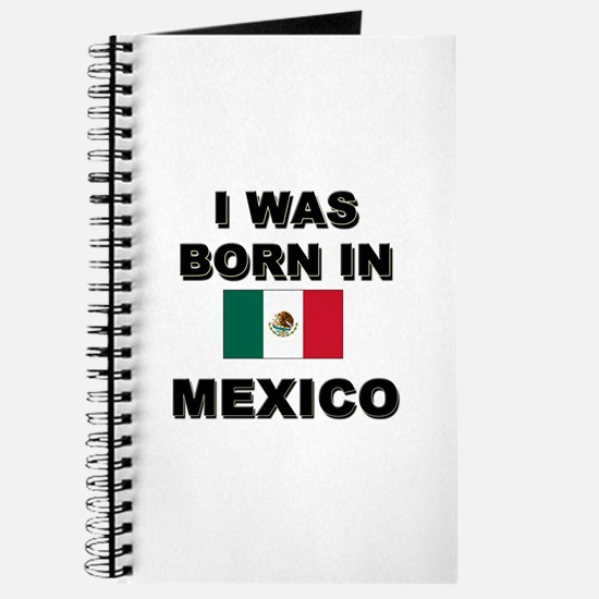 I Was Born In Mexico Journal