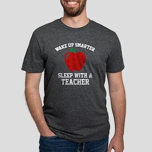 SleepWithATeacher2B Mens Tri-blend T-Shirt