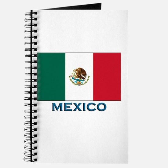 Mexico Flag Gear Journal
