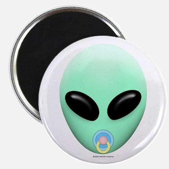 Baby Alien Magnet