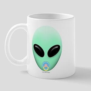 Baby Alien Mug