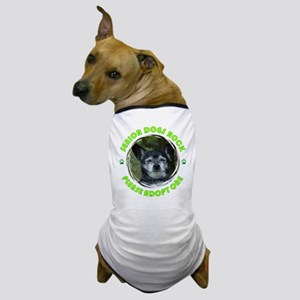 Adopt A Senior Dog Dog T-Shirt