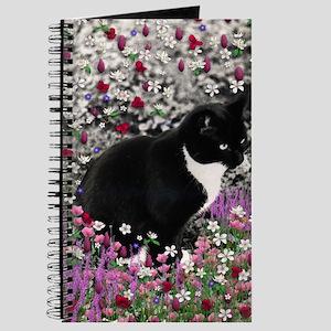 Freckles in Flowers II Journal