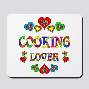 Cooking Lover Mousepad