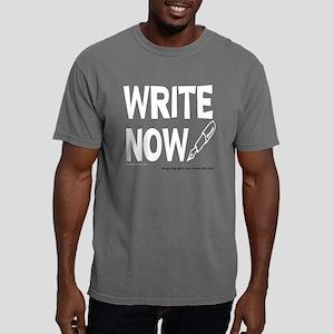 neg_write_now Mens Comfort Colors Shirt