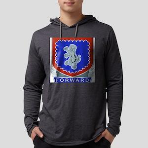 DUI - 2nd Battalion - 340th Regi Mens Hooded Shirt