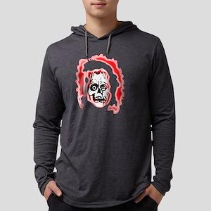 Monster V Tee Mens Hooded Shirt