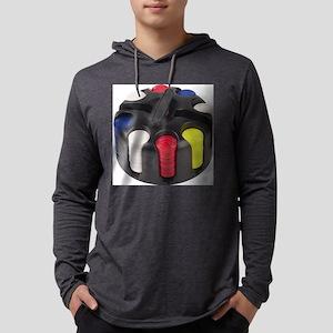 poker chips Mens Hooded Shirt