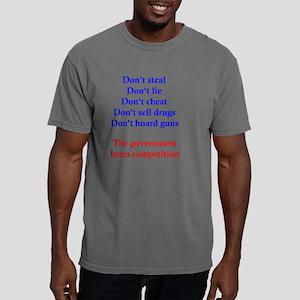 government1 Mens Comfort Colors Shirt