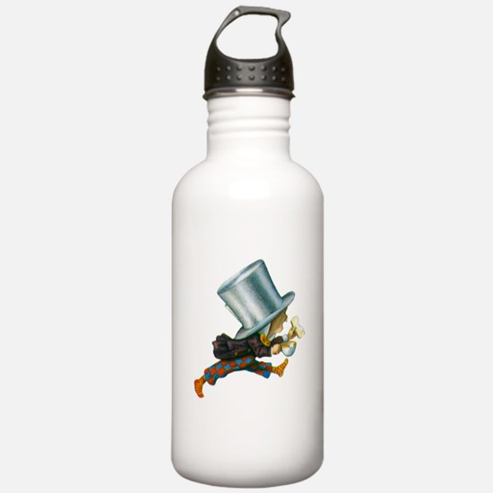 The Mad Hatter Water Bottle