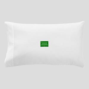 murphyslaw Pillow Case