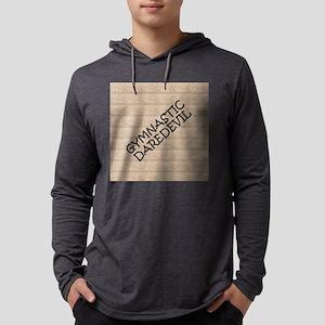gymnddcircle Mens Hooded Shirt