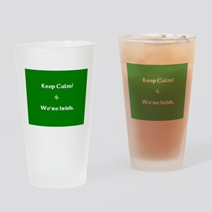 keepcalmcafe Drinking Glass