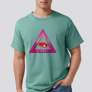 Amor Vincit Omnia Mens Comfort Colors Shirt