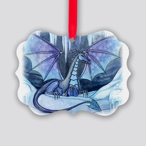 Ice Dragon Fantasy Art by Molly Harrison Picture O
