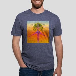 IMG_0136.bodyoflife10x10.jp Mens Tri-blend T-Shirt