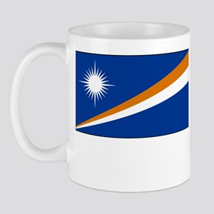 The Marshall Islands Flag Picture Mug
