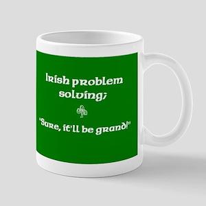 Irishproblemsolvingcafe Mug