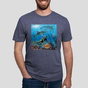 c0030070 Mens Tri-blend T-Shirt