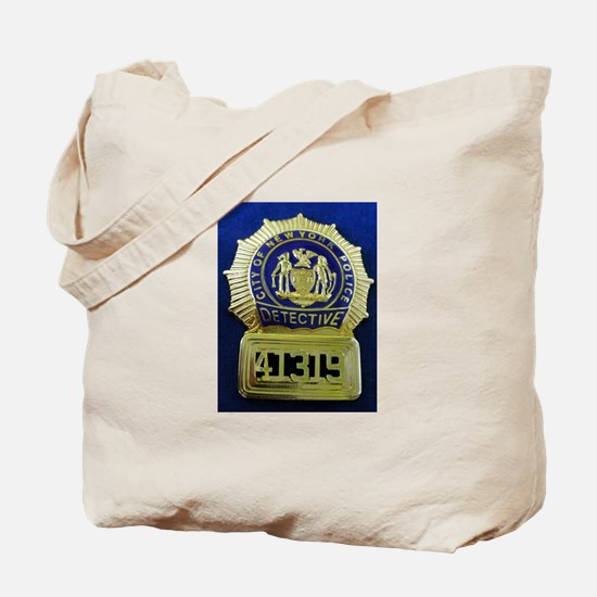 Detective Kate Beckett Tote Bag
