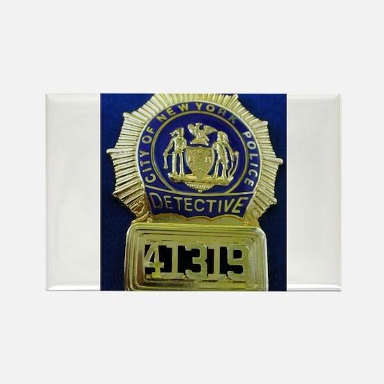 Detective Kate Beckett Rectangle Magnet