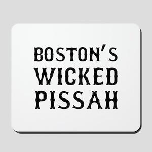 Boston Wicked Pissah Mousepad