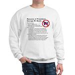 Bush/Resume Sweatshirt