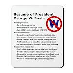 Bush/Resume Mousepad