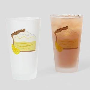 Lemon Pie Drinking Glass