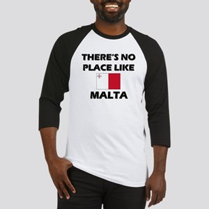 There Is No Place Like Malta Baseball Jersey