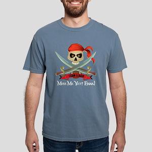 Leach_MissMe_white Mens Comfort Colors Shirt