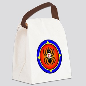 CHEROKEE WATER SPIDER Canvas Lunch Bag