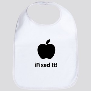 iFixed It Apple Bib