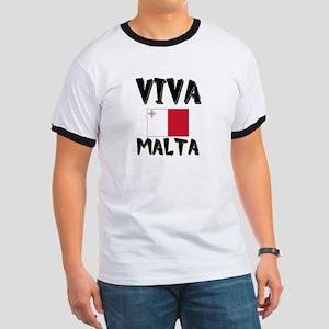 Viva Malta Ringer T