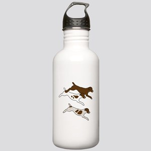 Three GSPs Stainless Water Bottle 1.0L