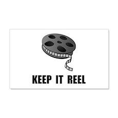 Keep Movie Reel Wall Decal