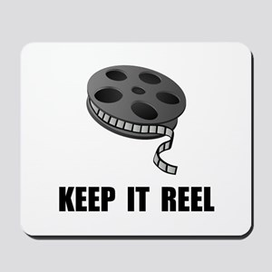 Keep Movie Reel Mousepad