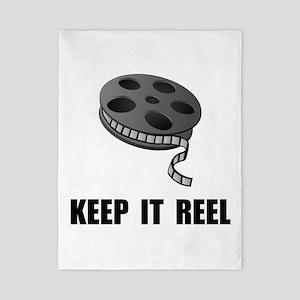 Keep Movie Reel Twin Duvet