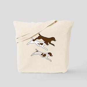 Three GSPs Tote Bag