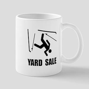 Ski Yard Sale Mug
