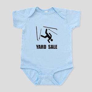 Ski Yard Sale Infant Bodysuit