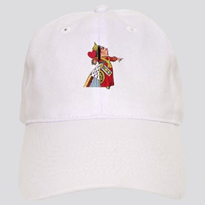 The Queen of Hearts Cap