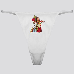 The Queen of Hearts Classic Thong