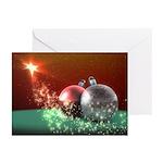Christmas Star Cards (Pk of 10)