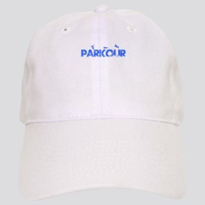 Parkour Crew, Blue, Cap