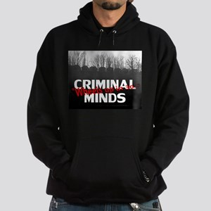Criminal Minds Up In 30 Hoodie (dark)