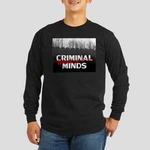 Criminal Minds Up In 30 Long Sleeve Dark T-Shirt