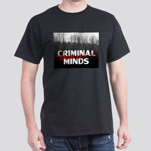 Criminal Minds Up In 30 Dark T-Shirt