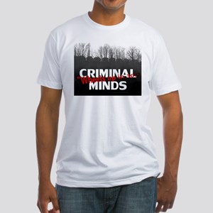 Criminal Minds Up In 30 Fitted T-Shirt