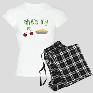 She's My Cherry Pie Women's Light Pajamas